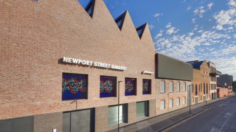 Damien Hirst's New Newport Street Gallery