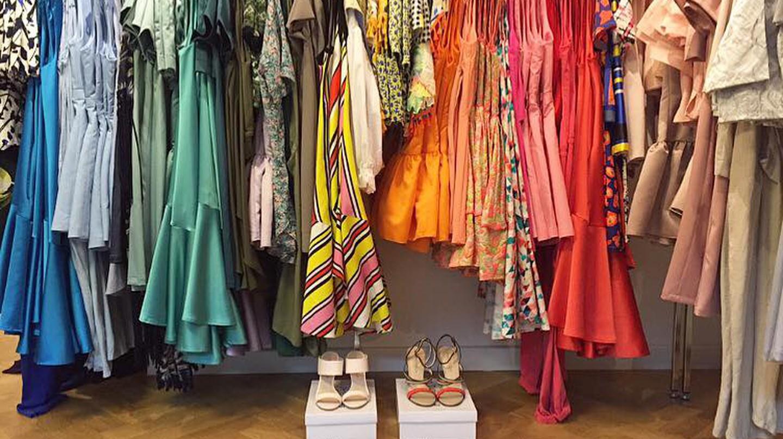 Clothing Rack   Courtesy of BRENDA