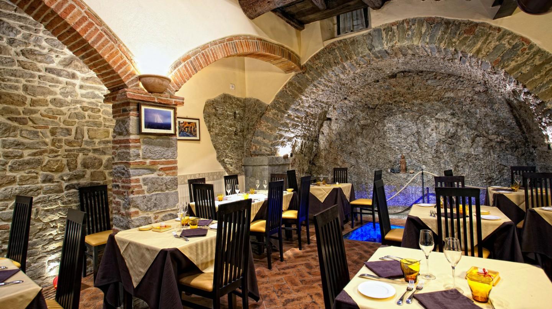 Ristorante Ambrosia's stunning interior | Courtesy of Ristorante Ambrosia