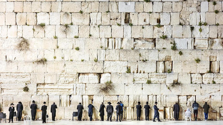 The Western Wall Courtesy of Jörg Dickmann Photography