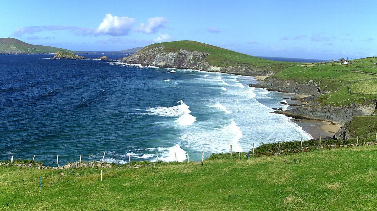 Slea Head on the Dingle Peninsula | © High Contrast / Wikicommons