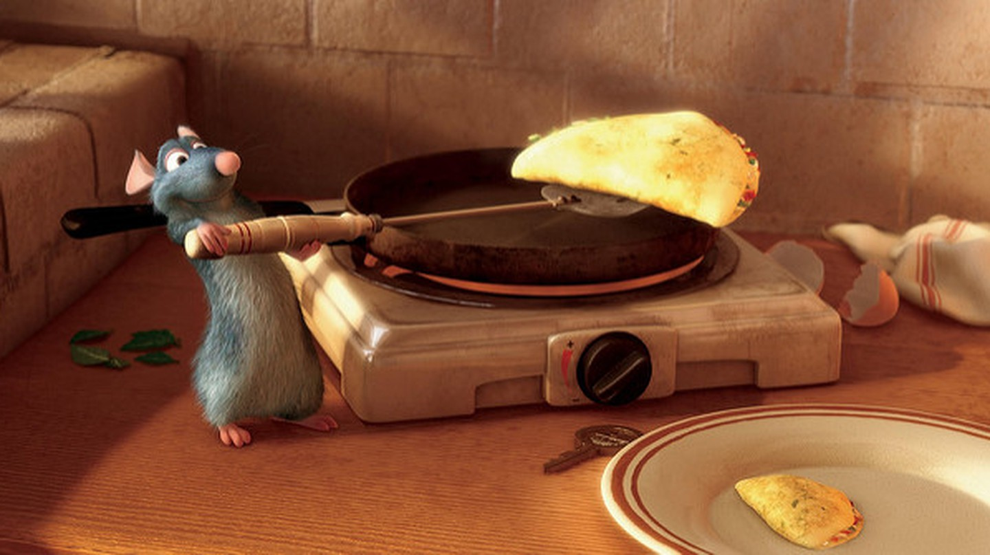 Ratatouille | © Cozinhando Fantasias/Flickr