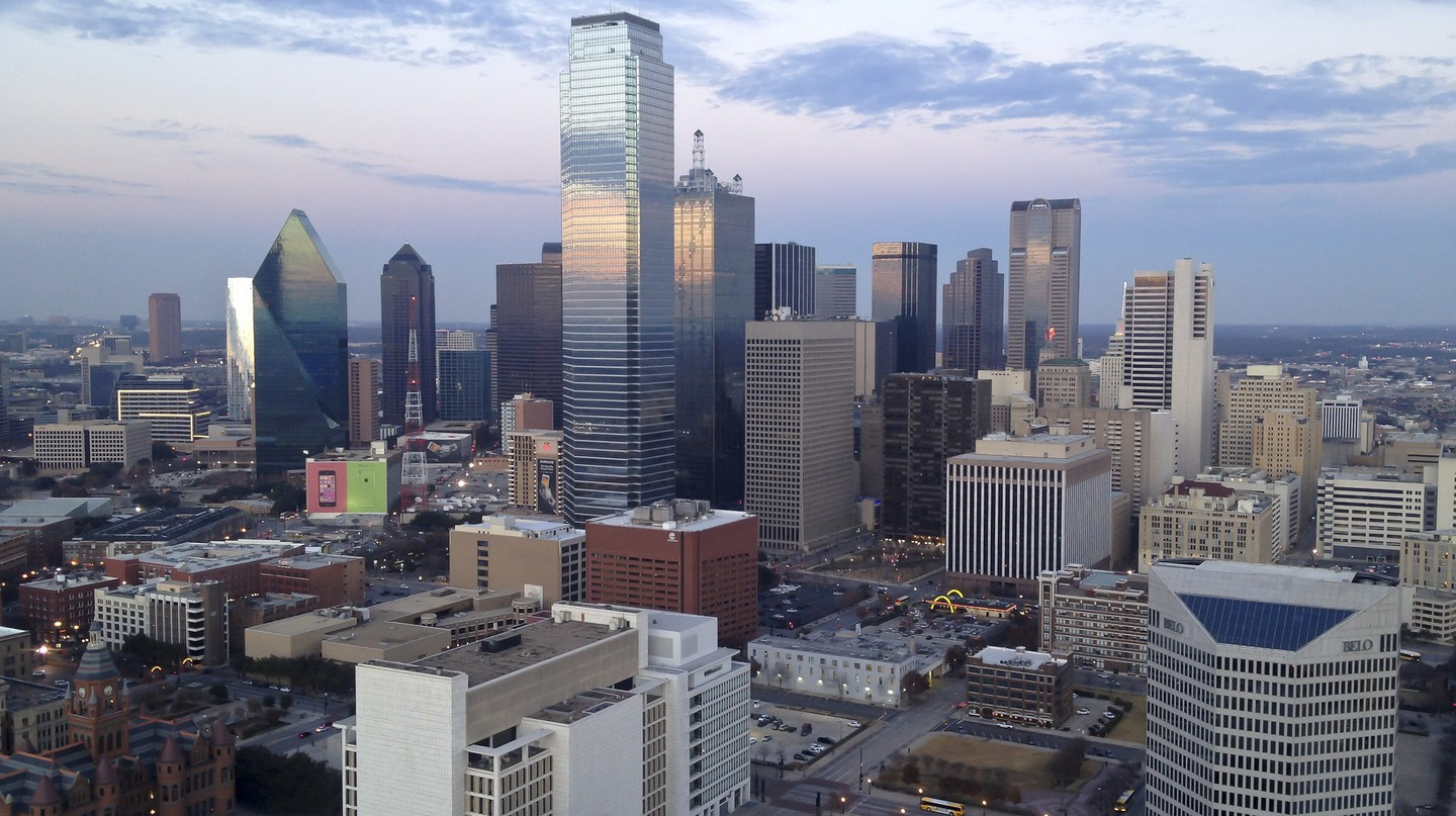 Downtown Dallas | ©  Michael Zanussi/Flickr