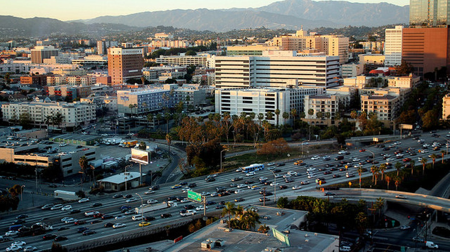 110 Freeway @ Rush Hour | ©Prayitno/Flickr