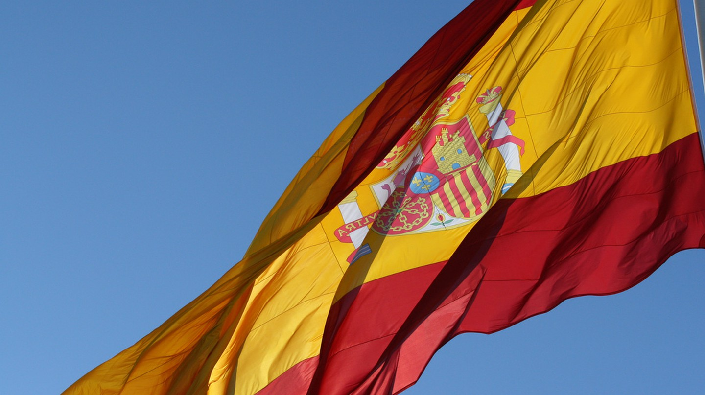 The Spanish flag | © Gilad Rom / Flickr