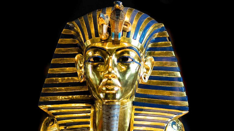 King Tut Burial Mask   © Mark Fischer/Flickr