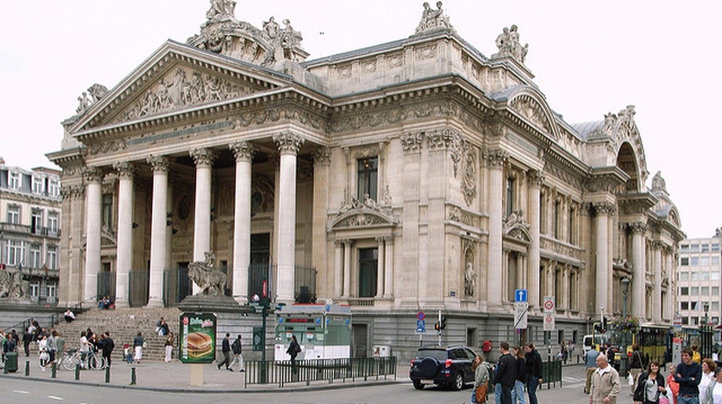 La Bourse | © Steve Cadman/Flickr