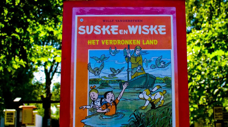 Suske en Wiske |Marja van Bochove/Flickr