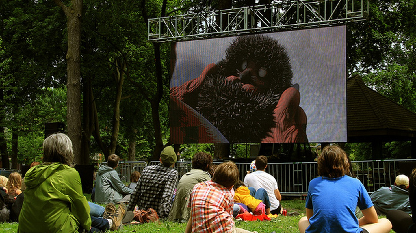 WSFF 2012: Shorts For Shorties at Dufferin Grove | © Canadian Film Centre / Flickr