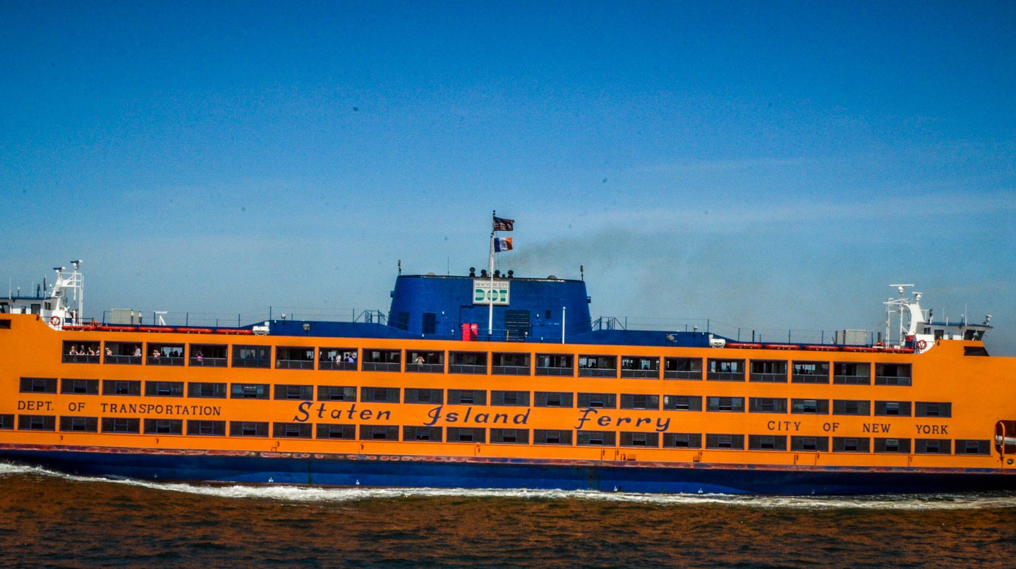 Staten Island Ferry | © m01229/Flickr