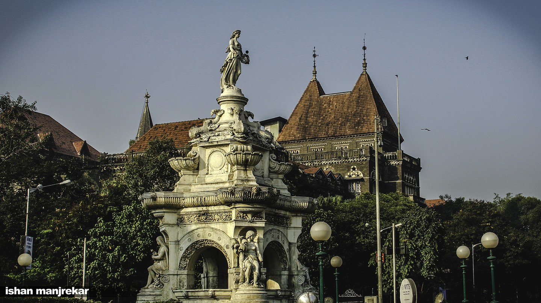 Flora Fountain, Fort, Mumbai | © Ishan Manjrekar / Flickr