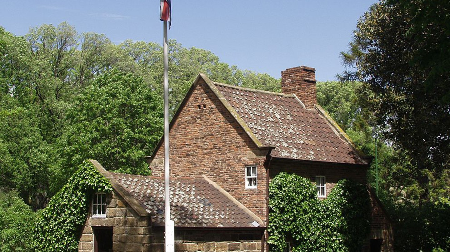 The History Of Cooks' Cottage In 1 Minute