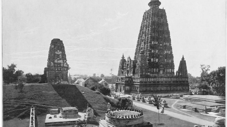 Bodh Gaya before 1899, Bihar | © Bourne & Shepherd, Calcutta/WikiCommons