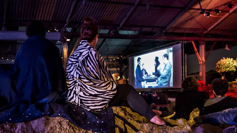 Cinema Urbana in Antwerp | © Sigrid Spinnox, Courtesy of Zomer van Antwerpen
