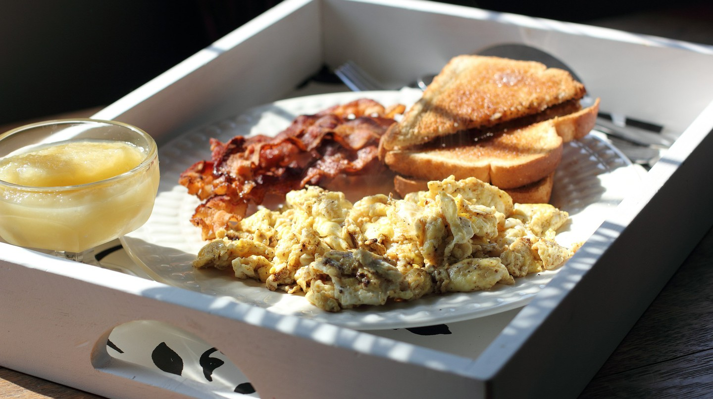 Breakfast Plate ©Pixabay