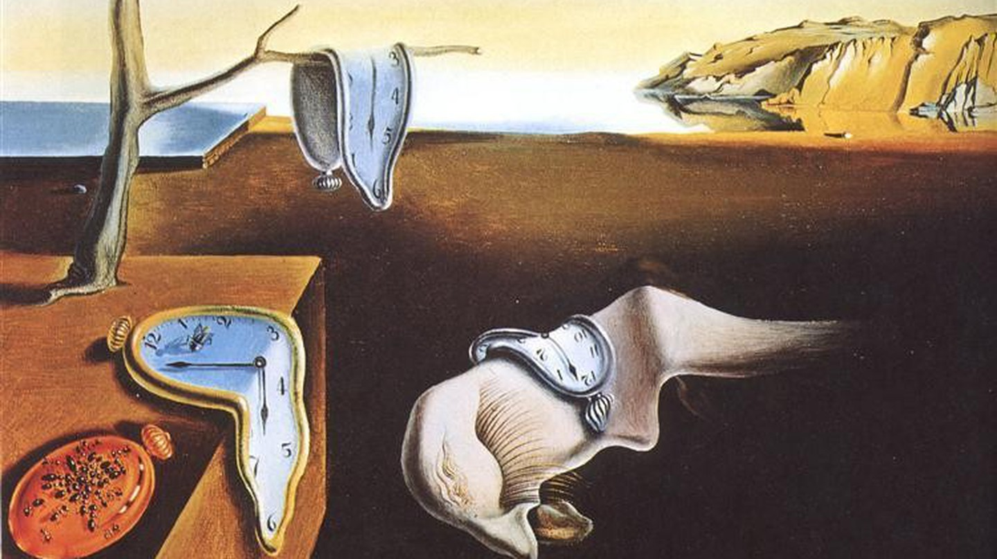 'The Persistence of Memory' by Salvador Dalí  | © Courtney Collison/Flickr