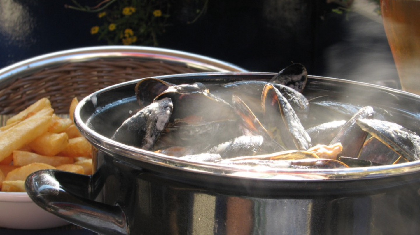Moules Frites | © David Huang/Flickr