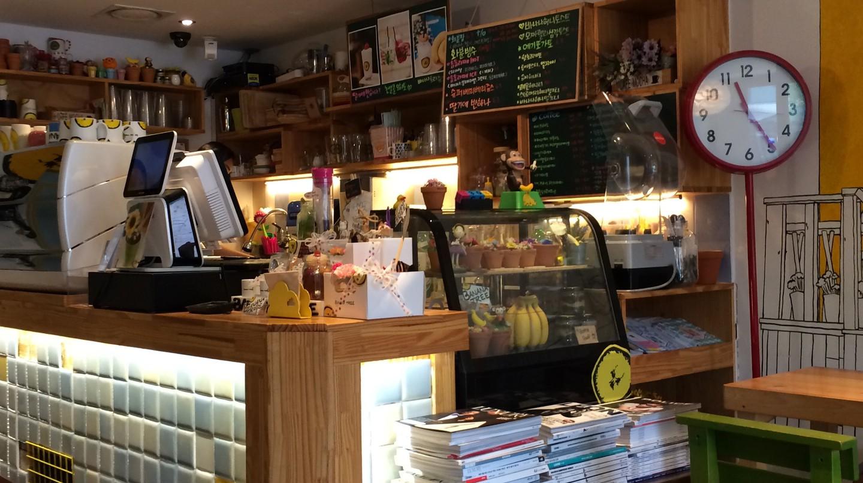 Banana Tree Cafe/ Rebecca Biage