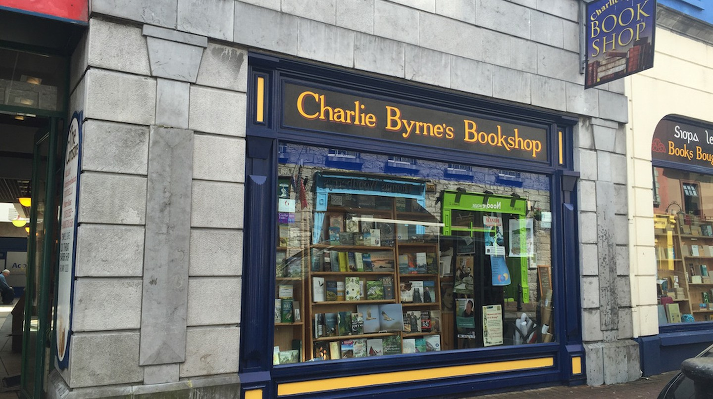 Charlie Byrne's Bookshop | © Mary Sheehan