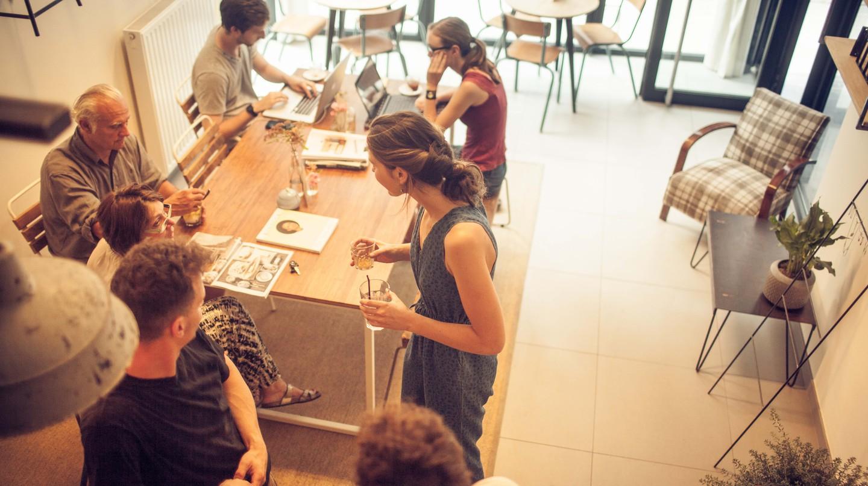 Koffie en Staal | Courtesy of Koffie en Staal