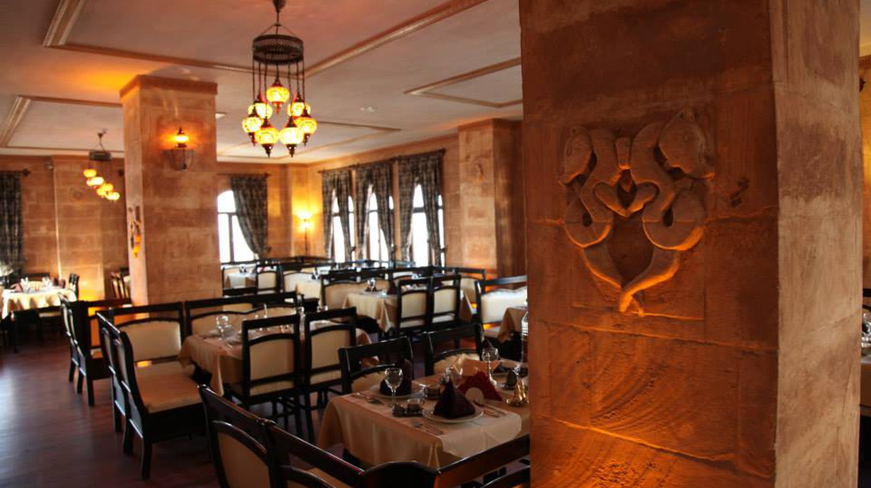 Seyr-i Merdin's beautiful interior