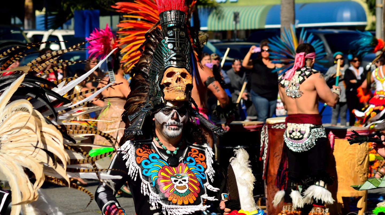 Día de los Muertos celebration | © Tom Hilton/Flickr