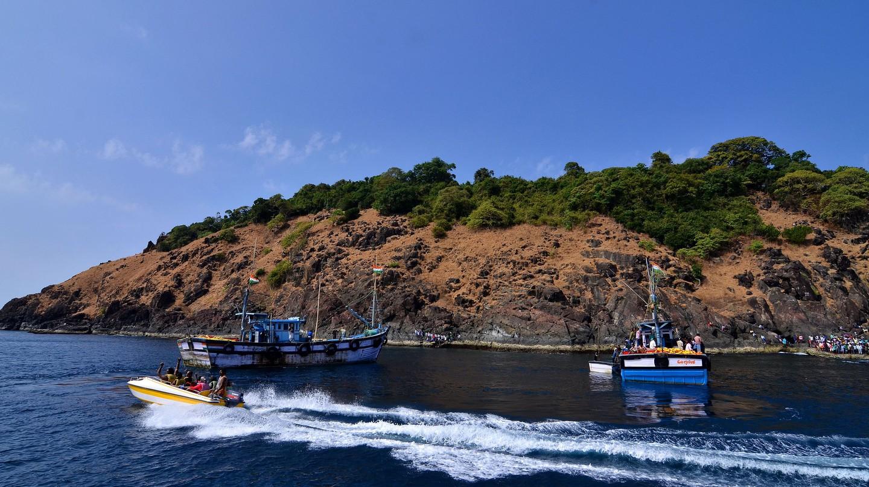 Netrani Island   © Subhas Nayak/WikiCommons