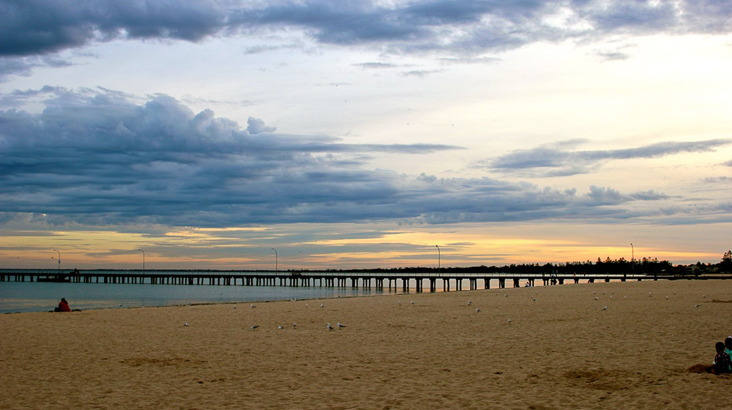Altona Beach © Stephen Barrett