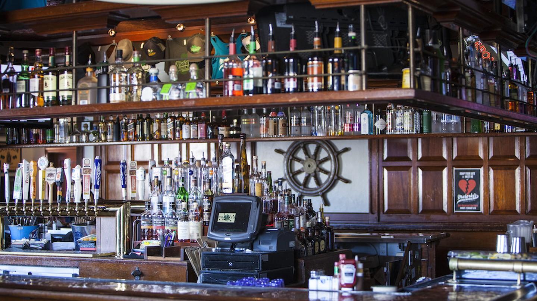 Malarky's Bar Interior| Courtesy of Malarky's