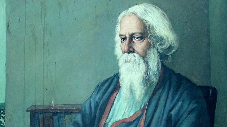 Portrait of Rabindranath Tagore|© Cherishsantosh/WikiCommons