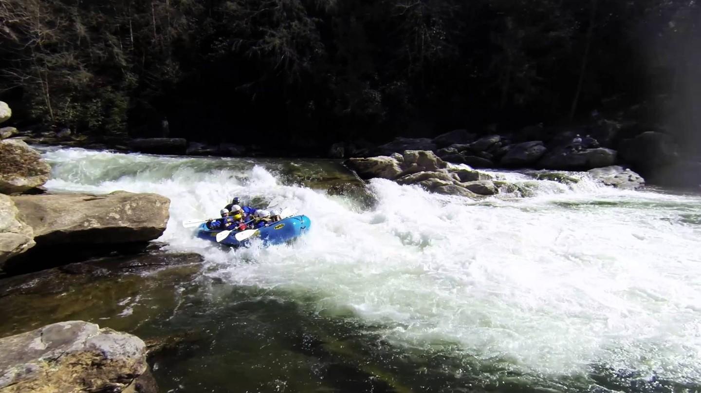 Rafting in Rishikesh | © ATstation/Youtube