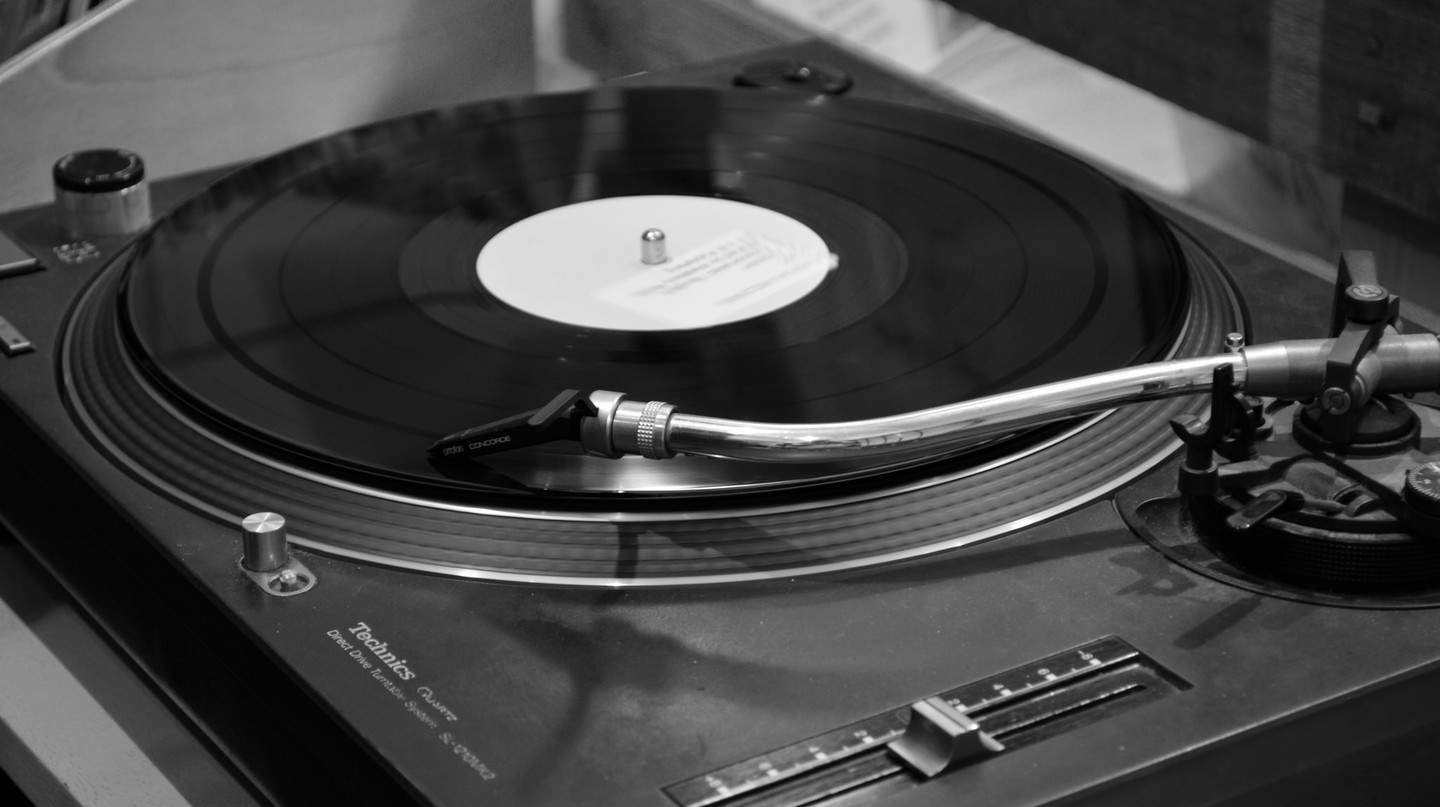 Record Player © Assillo / Flickr