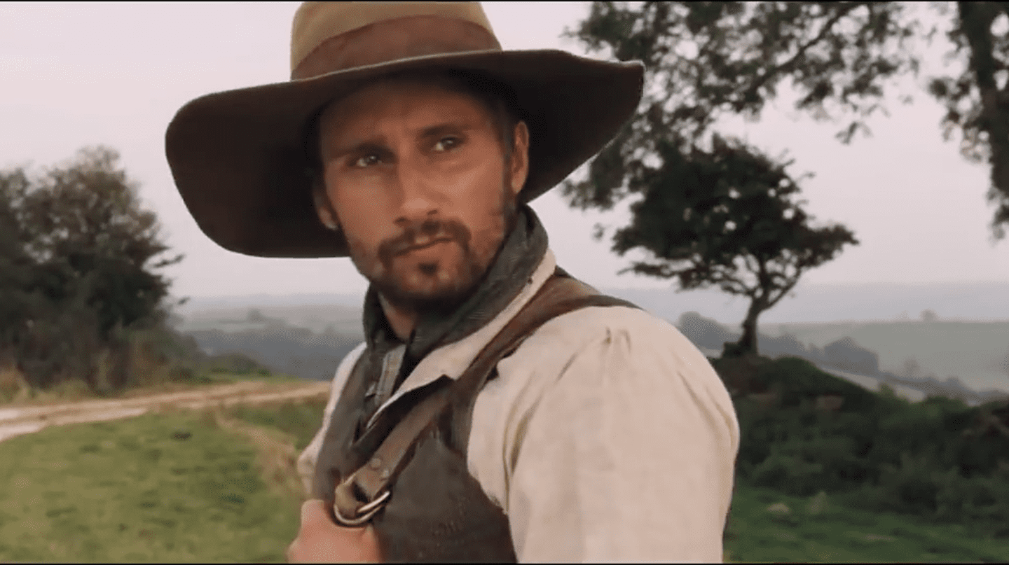 Matthias Schoenaerts in Far From the Maddening Crowd | © Movieclips Trailers/Youtube