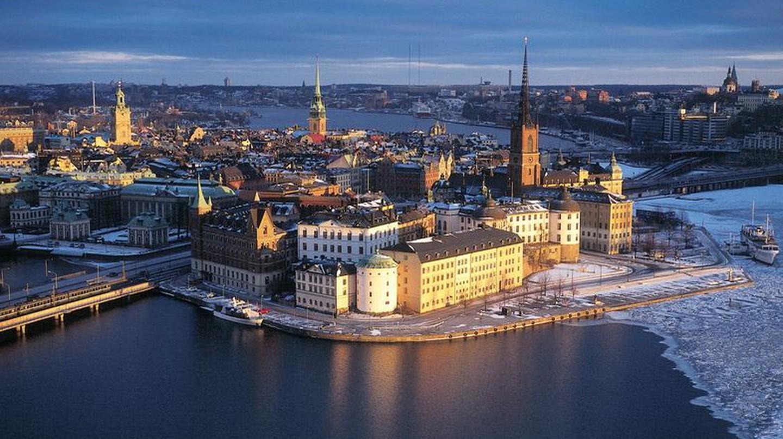 Winter scenes in Stockholm | © Botan/WikiCommons