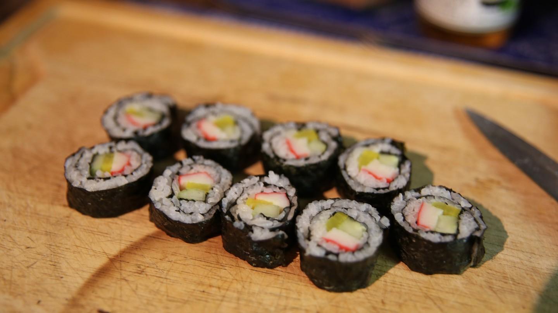 Sushi/ ©Pixabay