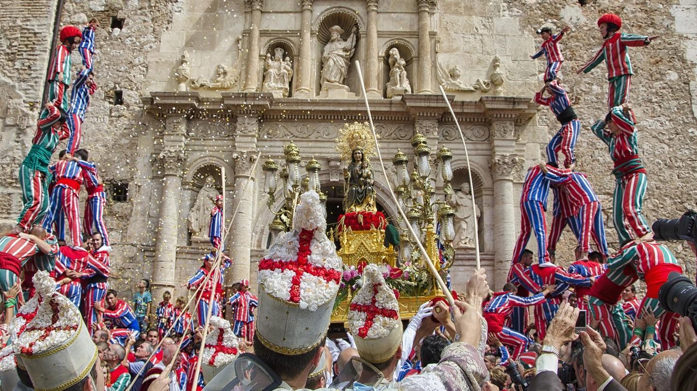 Fiestas de Nuestra Señora de la Salud | Courtesy of El Museu Valencià de la Festa d'Algemesí