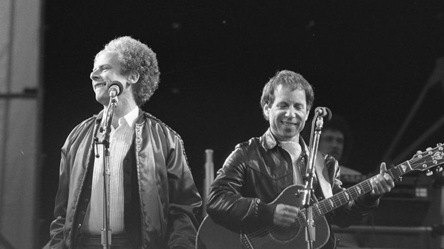 Simon and Garfunkel Netherlands 1982 | © Nationaal Archief/WikiCommons