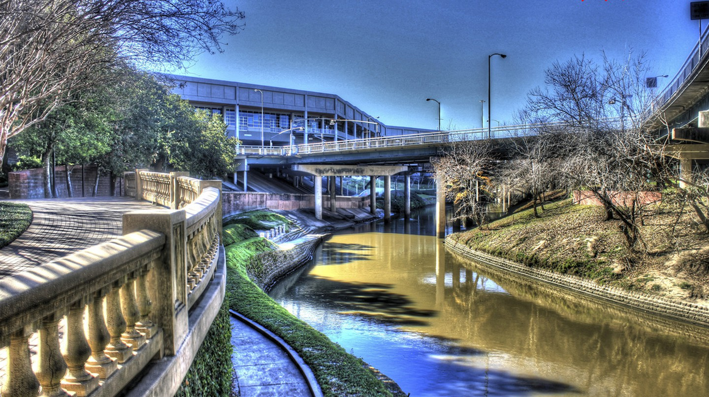 Buffalo Bayou | © Good Free Photos/Flickr