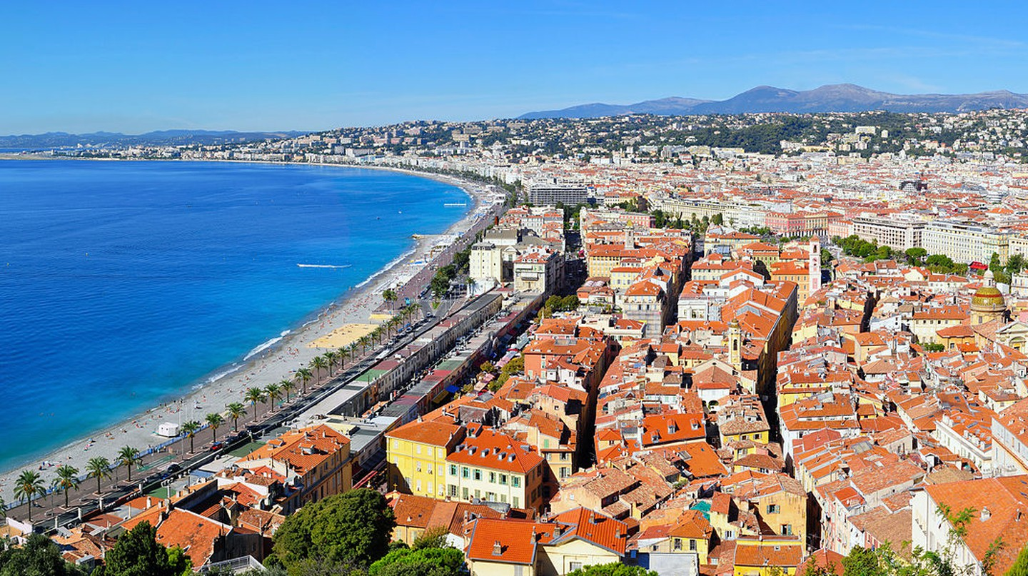 Nice, France | ©Tobi 87/Wikicommons