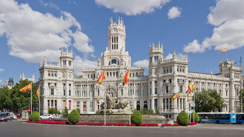 The History Of Plaza De Cibeles In 1 Minute