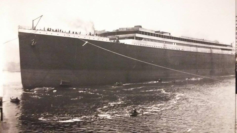 RMS Titanic/ © Victoria Brown.