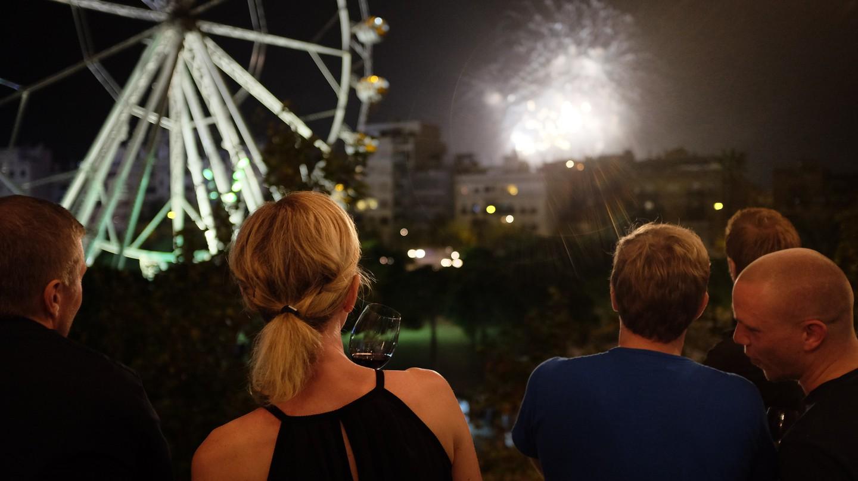 Great Spots For Watching Sant Joan Fireworks In Barcelona