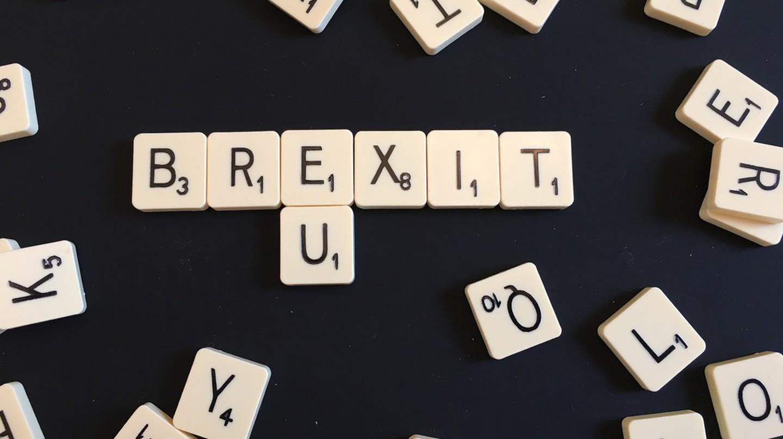 Brexit Spelled In ScrabbleBrexit