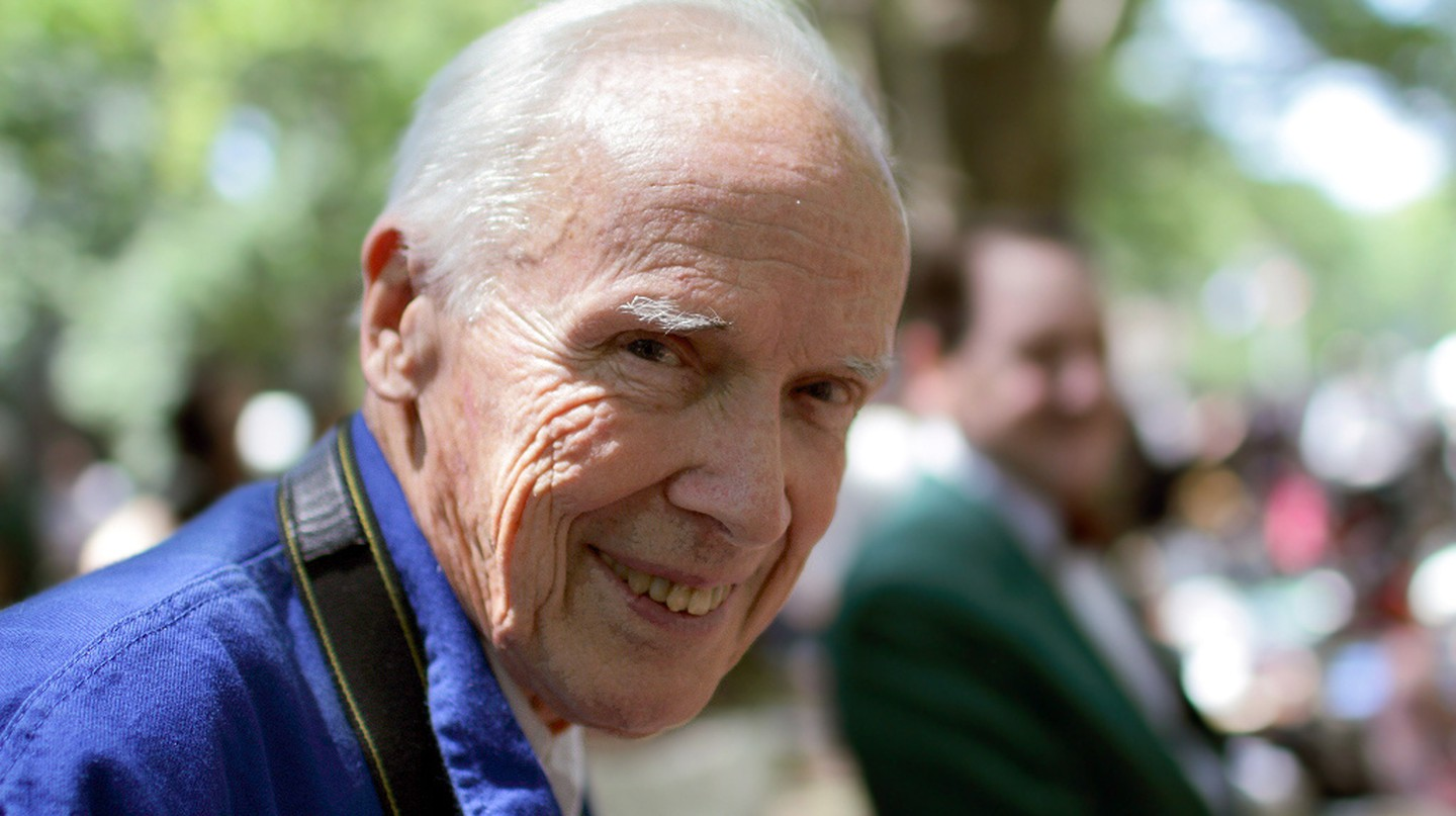 Bill Cunningham Rest In Peace | © Paul Stein/Flickr