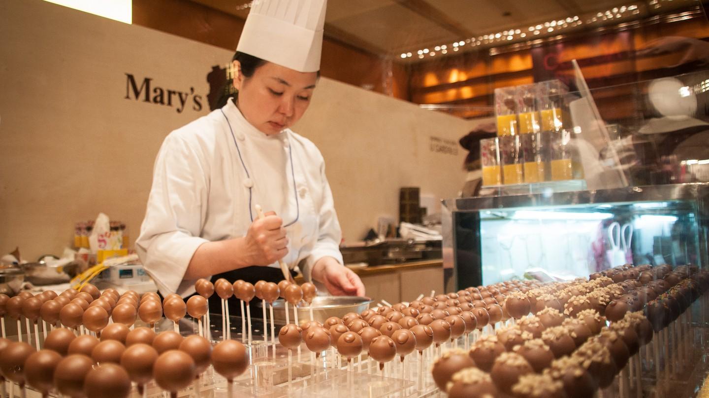 Salon du Chocolat  | ©Jordi Sanchez/Flickr