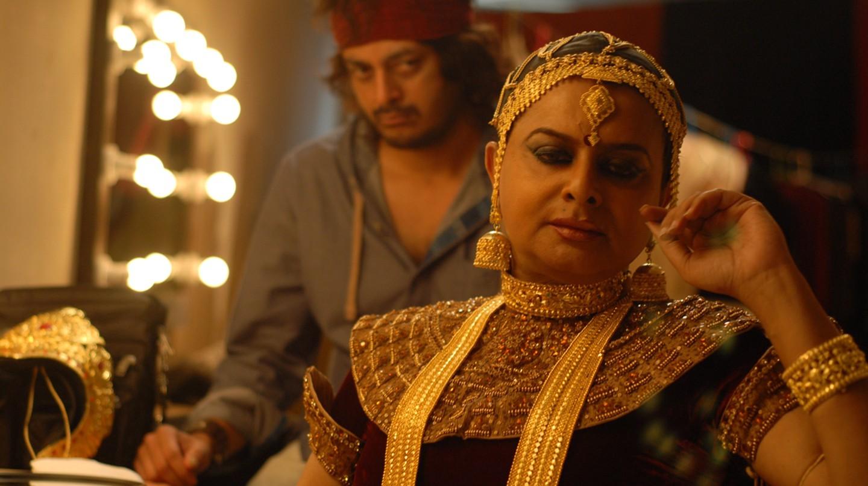 "Rituparno Ghosh as Rudra ""Khokhon"" Chatterjee in Chintrangada|Chitrangada: The crowning wish | © Shree Venkatesh Films"