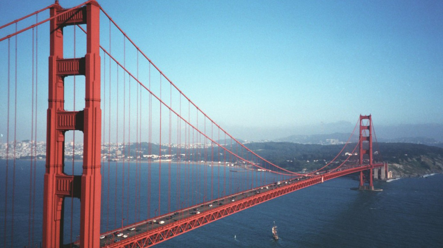 Golden Gate Bridge | © Wikimedia Commons