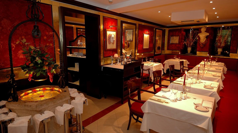 Dining Room | Courtesy Of Bistrot de Venise
