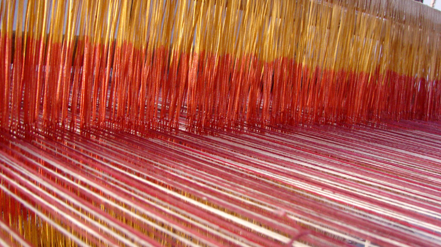 Hand Loom | © foam/Flickr