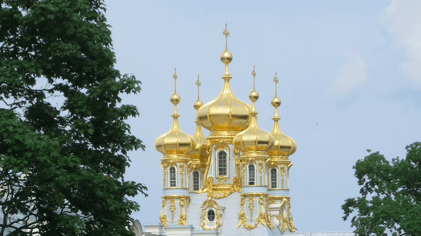 Summer Palace in St. Petersburg | Courtesy of © Drew Finnis